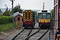 Chinnor - Class 08 D3018 & W55023 (9362137807).jpg