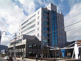 Chino, Nagano City in Chūbu, Japan