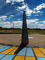 Chinook Trails Monumental Obelisk Sundial by Carmichael.jpg