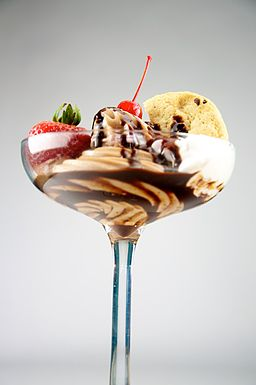 Chocolate Ice Cream Sundae (5076304681)