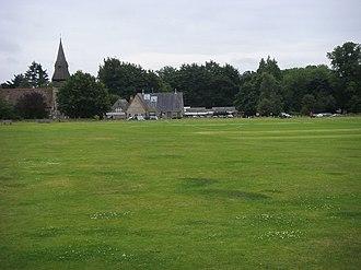 Chorleywood - Cricket Ground Chorleywood Common