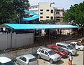 Choultries at Yadagirigutta temple 02.jpg