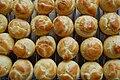 Choux pastry buns, 2009.jpg