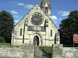 Appleton-le-Moors - Christ Church, Appleton-le-Moors