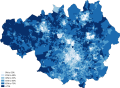 Christianity Greater Manchester 2011 census.png