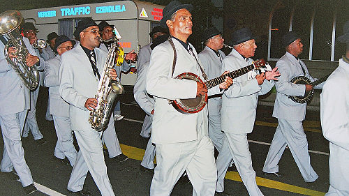 The Christmas Bands are a popular Cape Coloured cultural tradition in Cape Town. Christmas-bands-cape-town.jpg