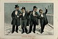 Christmas Brings Union, cartoon, 24 December 1887 Wellcome V0050354.jpg