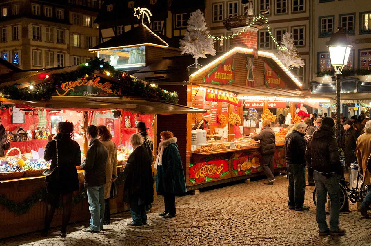 Best Places To Eat Choucroute In Strasbourg