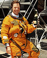 Christopher Michel suited up for a flight in the Lockheed U-2 (4854956159).jpg