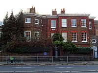 Christopher Wren - The Old Court House Hampton Court Green East Molesey KT8 9BS.jpg