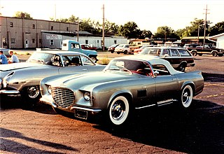 Chrysler Falcon