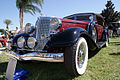 Chrysler Imperial 1933 Dual Cowl Phaeton LFront Lake Mirror Cassic 16Oct2010 (14854290416).jpg