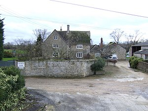 Inglesham - Image: Church Farm, Inglesham geograph.org.uk 307521