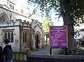 Church of All Saints Pavement - geograph.org.uk - 1513199.jpg