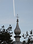 Church of the Ascension of Christ in Botevgrad - descension of plane.jpg