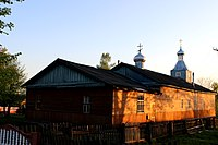 Church of the Nativity of Virgin Mary in Pukhavichy 04.JPG