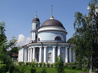 Joseph Bové - The Intercession Church in Balashikha