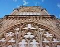 Cimbori de la catedral de València des de baix.JPG