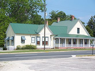 National Register of Historic Places listings in Marion County, Florida - Image: Citra Armstrong House 01