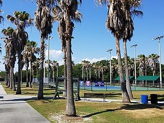 City Park/Pepsi Tennis Center - Image: City Park Pepsi Tennis Center (New Orleans, Louisiana)