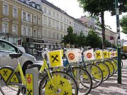 Citybike wien 2007