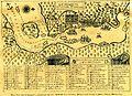 Ciudad Vieja y Nueva de Guayaquil en 1741 (Versión auxiliar - datada hacia Agosto de 1952) - AHG.jpg
