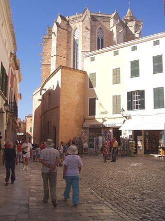 Ciutadella de Menorca - Image: Ciudadela (Menorca)