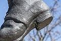 Civil War memorial, East Providence, Rhode Island T.A.R. Kitson signature.jpg