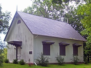 Clarkson Chapel United States historic place