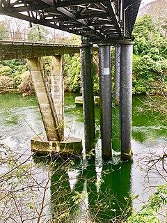 Claudelands Bridge