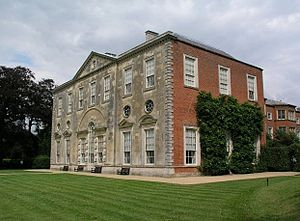 Verney family - Claydon House, the Verney family's residence since 1620
