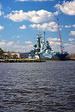 Clear Skies for Battleship
