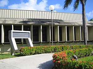 United States District Court for the District of Puerto Rico - Clemente Ruiz Nazario Courthouse, in Hato Rey, PR.