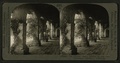 Clositer Ruins, Mission of San Juan Capistrano, Capistrano, California, from Robert N. Dennis collection of stereoscopic views.png