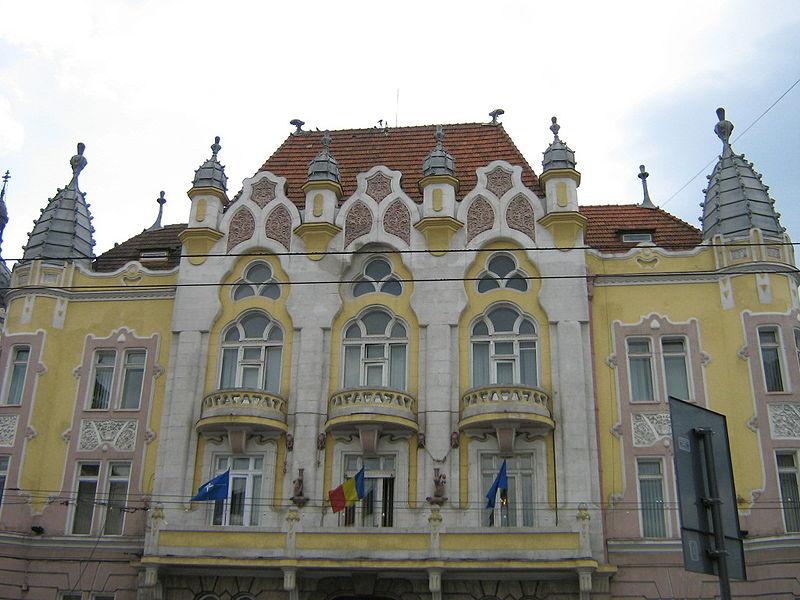 Fișier:Cluj-Napoca Prefectura.jpg