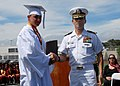 Cmdr. Sharer attends graduation ceremony 090615-N-SD610-002.jpg