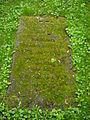 Cmentarz prawosławny na woli porzucony grób rosyjski.JPG
