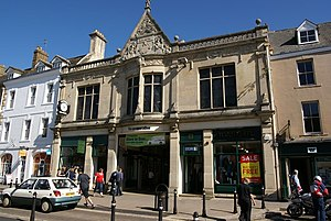 Midcounties Co-operative - The Co-operative food store in Chipping Norton, Oxfordshire.