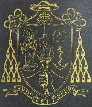 Louis Mathias - Image: Co A of Archbishop Louis Mathias