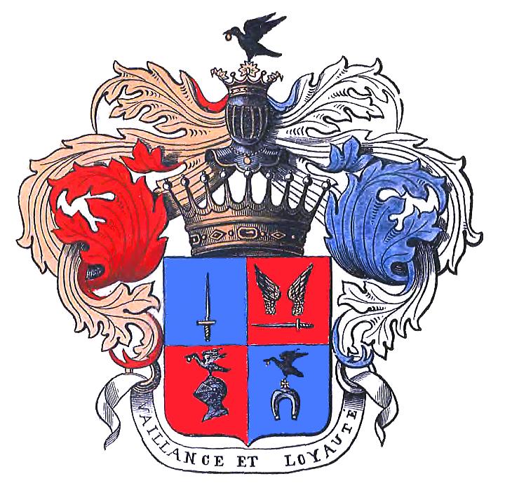 Coat of Arms of Krasiński family