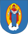 Coat of arms of Puhaviču rajons