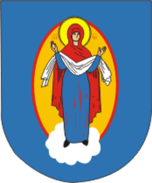 Maryina Horka - Image: Coat of Arms of Marjina Horka, Belarus