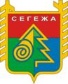 Coat of Arms of Segezha (Karelia) (2000).png