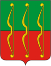 Coat of arms of Veļikije Luku rajons