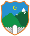 Coat of arms of Hadžići.png