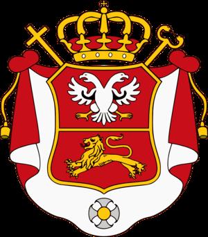 Petar I Petrović-Njegoš - Image: Coat of arms of Metropolitan Petar I of Montenegro