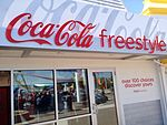 Coca-Cola Freestyle stand Cedar Point.jpg