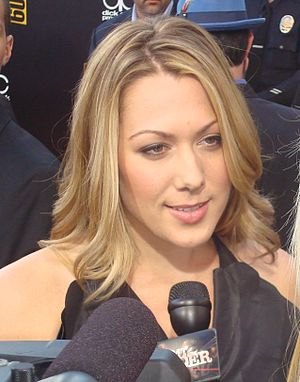 Colbie Caillat - Caillat at the 2009 American Music Awards