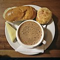 Colombian Santafereño hot chocolate.jpg
