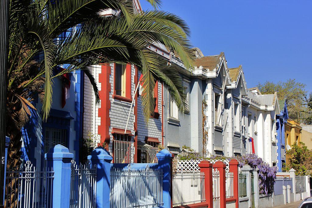 Archivo colores en casas de calle vi a del mar jpg for Casa royal vina del mar